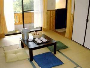 阿蘇鶴温泉ロッジ村/客室
