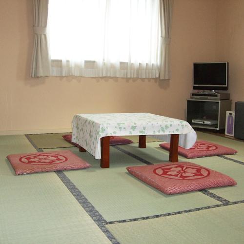 音楽ロッヂ ゆうげん荘/客室