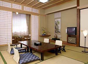 戸倉上山田温泉 山風荘/客室