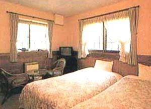 高原のキャセロール/客室