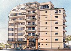 ホテル菫会館&すみれハウス/外観