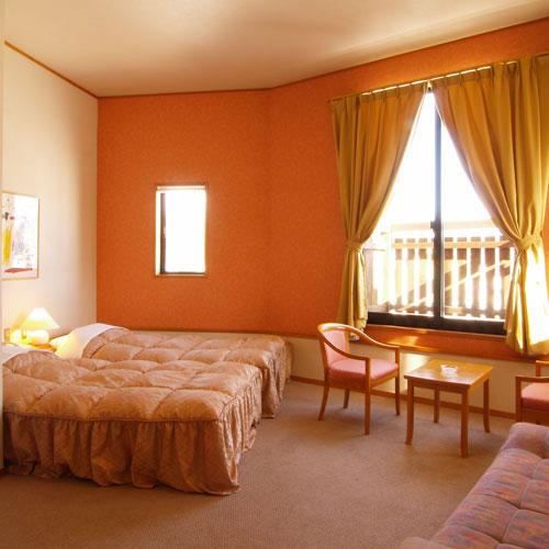 白馬アルパインホテル/客室