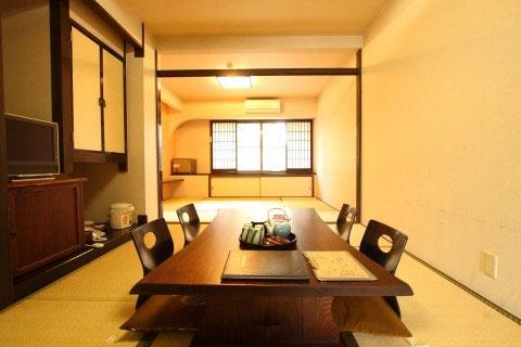 極楽温泉 匠の宿/客室