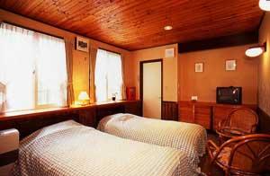 ペンションオールドハウス/客室