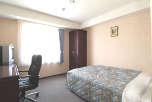 千歳ステーションホテル(旧:ハイパーホテル千歳)/客室