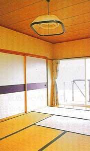 バラギ高原ロッジ/客室