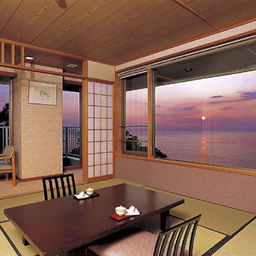 堂ヶ島温泉 堂ヶ島ホテル天遊/客室