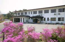 国民宿舎 恵那山荘/外観