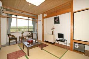 国民宿舎 恵那山荘/客室