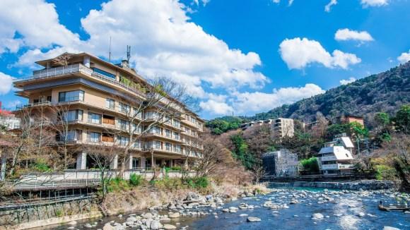 箱根湯本温泉 ホテル河鹿荘<神奈川県>/外観