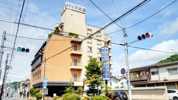 宮古ホテル沢田屋/外観