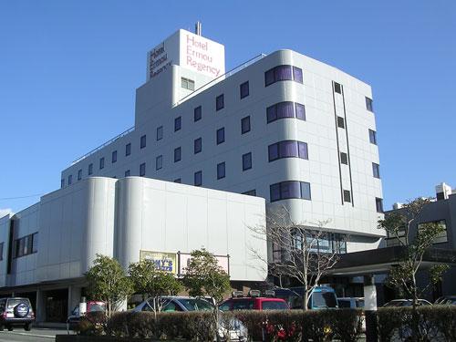 ホテル・エルムリージェンシー/外観