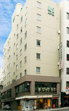 静岡ユーアイホテル/外観