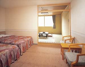 登別温泉 名湯の宿 パークホテル雅亭/客室