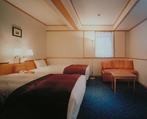 ホテル クオーレ長崎駅前/客室