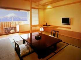 富士河口湖温泉 レイクランドホテル みづのさと/客室