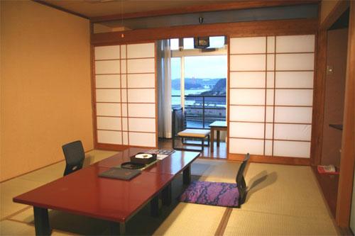 平戸温泉 国際観光ホテル 旗松亭/客室