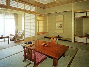 鹿教湯温泉 いづみや旅館/客室