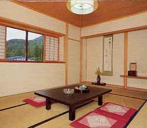 信州乗鞍高原 温泉の宿 やまみ/客室