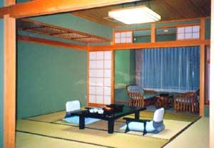 石和温泉 京水荘/客室