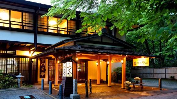 軽井沢つるや旅館/外観
