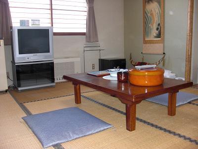 おしゃまんべ温泉 ホテル 四国屋/客室