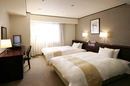 ロワジールホテル大垣/客室