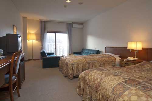 八ヶ岳グレイスホテル/客室