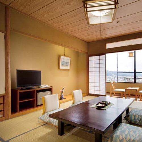 美ヶ原温泉 ホテル翔峰/客室
