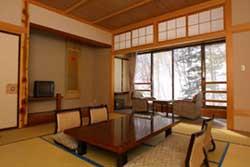 白骨温泉 つるや旅館<長野県松本市>/客室