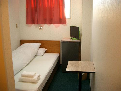 ニューホテルバンドン/客室