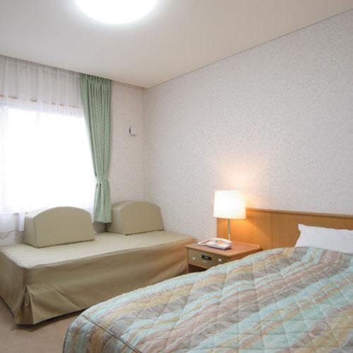 天然温泉 ホテル ローレル<北海道>/客室