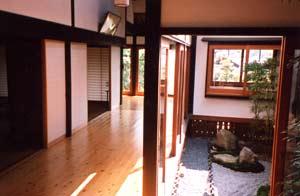 宿坊対馬西山寺/客室