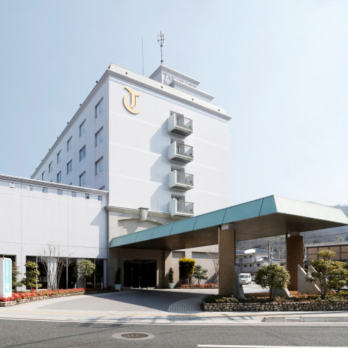 高梁国際ホテル/外観
