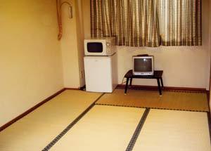 ビジネス民宿 みどり館/客室