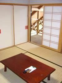 山荘 ひばり/客室