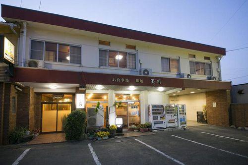 玉川旅館/外観