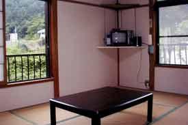 湯の小屋温泉 民宿 やぐら/客室