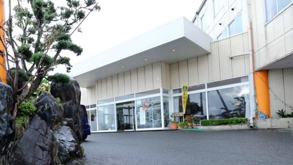 甘木観光ホテル 甘木館(あまぎ健康らんど)/外観