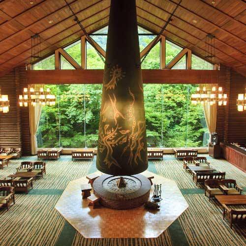 星野リゾート 奥入瀬渓流ホテル/客室