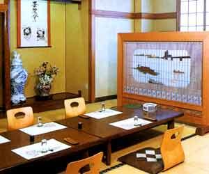 料亭 旅館 三川屋/客室