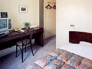 ステーションホテル2/客室