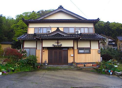 民宿 若林荘/外観