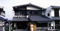 料理旅館 海浜館/外観