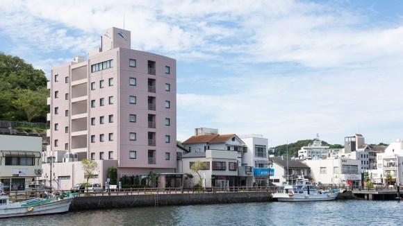 壱岐マリーナホテル <壱岐島>/外観