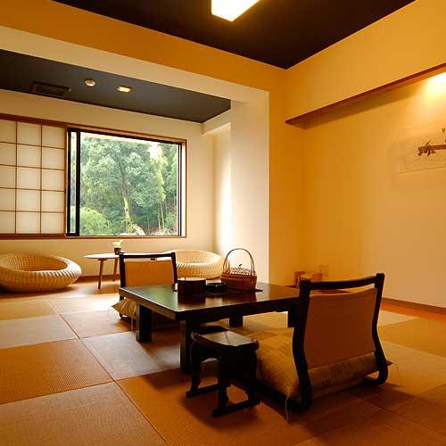 伊豆長岡温泉 貸切露天と畳敷きの宿 楽山やすだ/客室