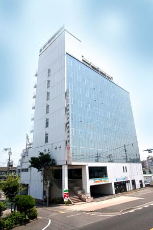 ニューグロリア鶴崎ホテル/外観