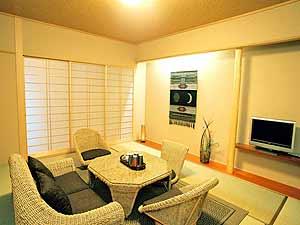 蓮沼ガーデンハウス マリーノ/客室