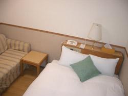 プラザホテル厚木/客室