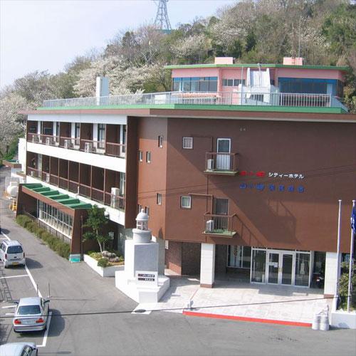 日の岬国民宿舎・日の岬シティーホテル/外観